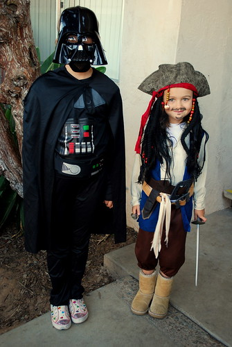 darth and sparrow