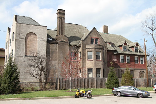 Luther Allen Mansion - 7609 Euclid Ave.
