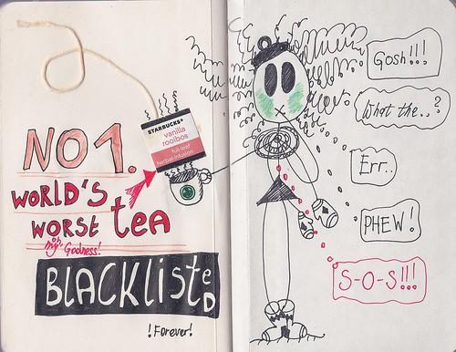 Tea Critics. Item 1