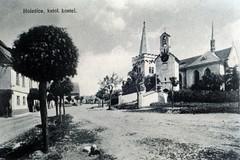 Holešice (okres Most), kostel