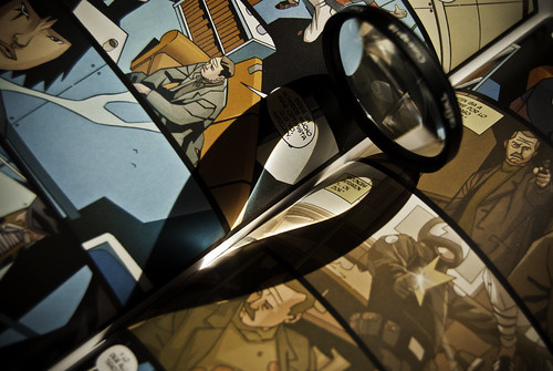 "029/365 ""Comic Light"" by Flickr Jiménez (Pedro Nog)"