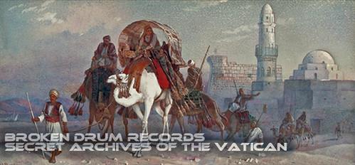 Secret Archives of the Vatican