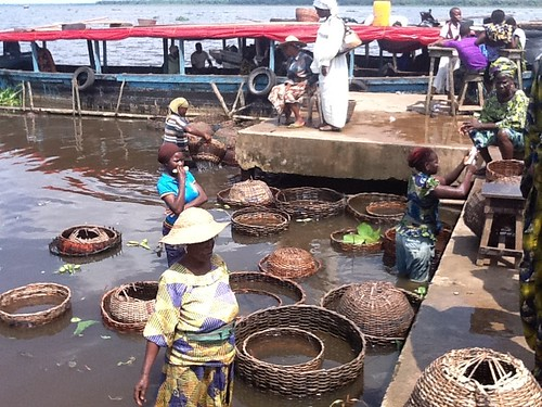 Seafood in Epe Lagos State Nigeria by Jujufilms