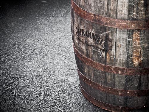 Jack Daniels Keg