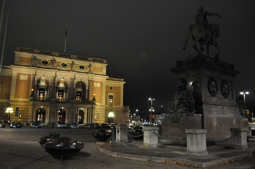 2011.11.09.344 - STOCKHOLM - Gustav Adolfs Torg - Kungliga Operan