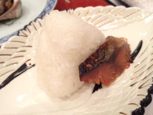丹後産コシヒカリ&丹後の鯖へしこ@京都・丹後PRフェアin東京