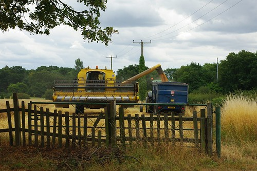 20110814-29_Harvesting - Cawston - Rugby by gary.hadden