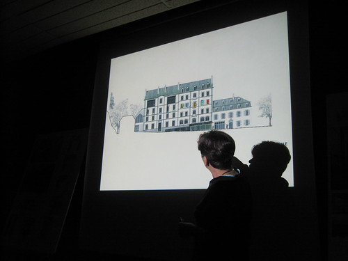 futur Musee de Pont-Aven facade inchangee