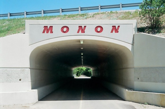 Monon and on (crop)