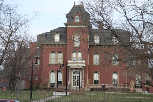 Stager-Beckwith Mansion - 3813 Euclid Ave.
