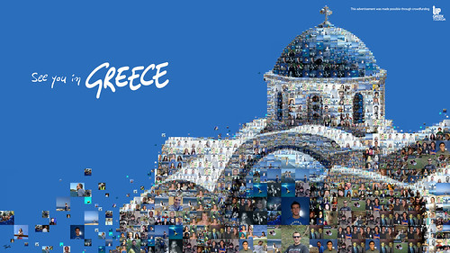 See you in Greece (Up Greek Tourism: Santorini) by tsevis