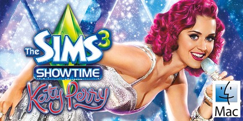 SimPrograms Contest - The Sims 3 Showtime Katy Perry Edition (Mac)