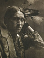 A Sioux Indian, Plenty Wounds, 1901, by Gertrude Käsebier