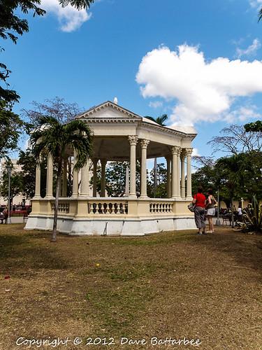 Glorieta in Parque Vidal