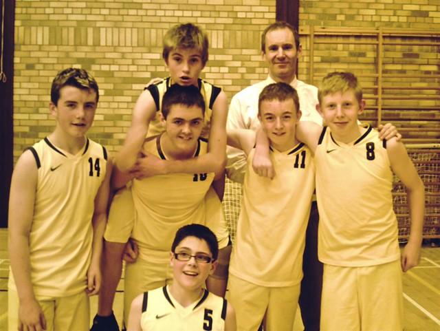 U14 Basketball Team