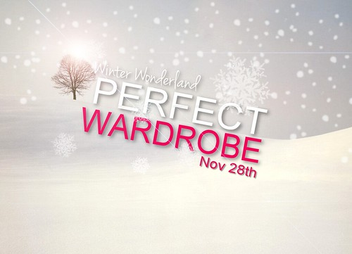 The Perfect Wardrobe Winter Wonderland
