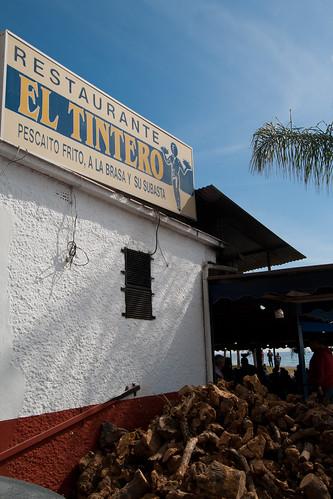 Restaurante El Tintero en Málaga