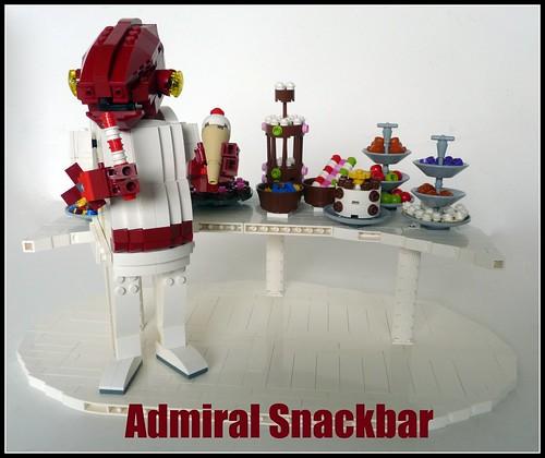 Admiral Snackbar