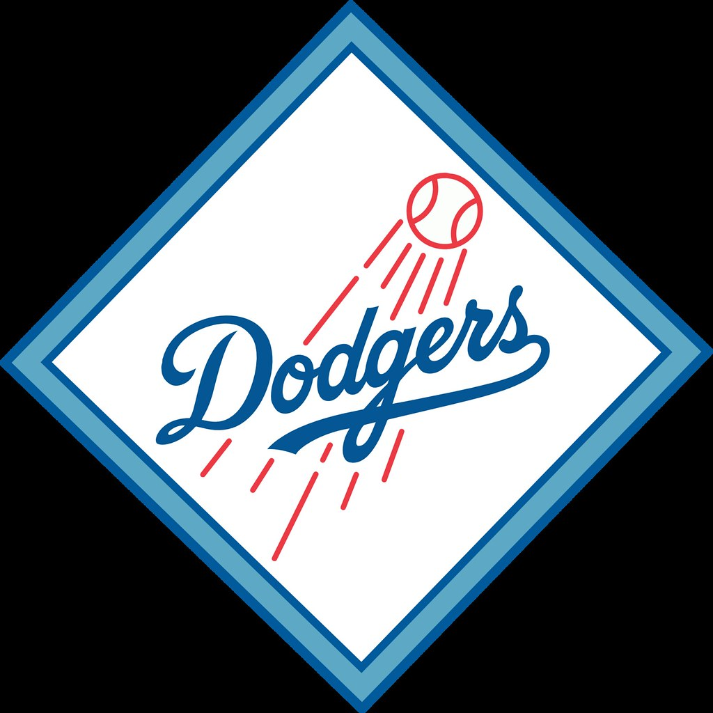 Los Angeles Dodgers Coloring Pages