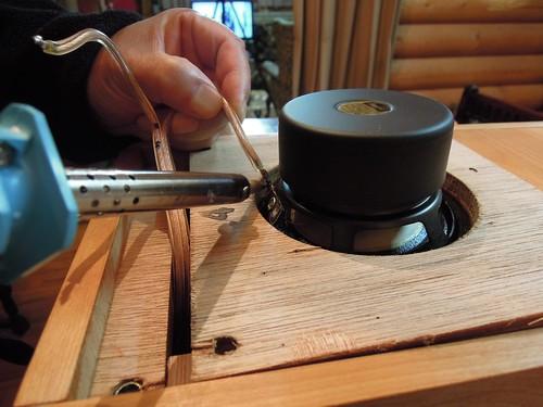 Back Loaded Horn Speaker Unit (Fostex BK10)