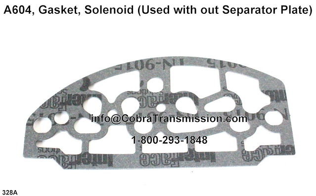 Solenoid Gasket A604 Dodge Chrysler Transmission parts