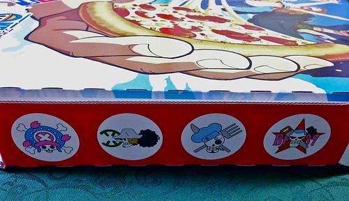 ピザ箱:側面2