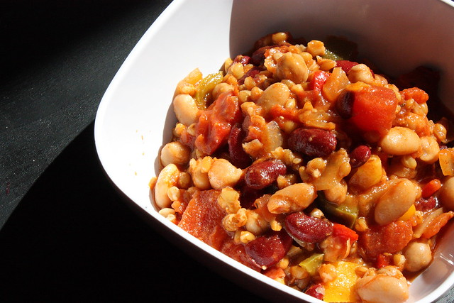 Wheatberry Stew