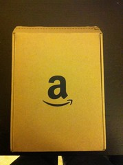 Kindle Touch Shipping Box