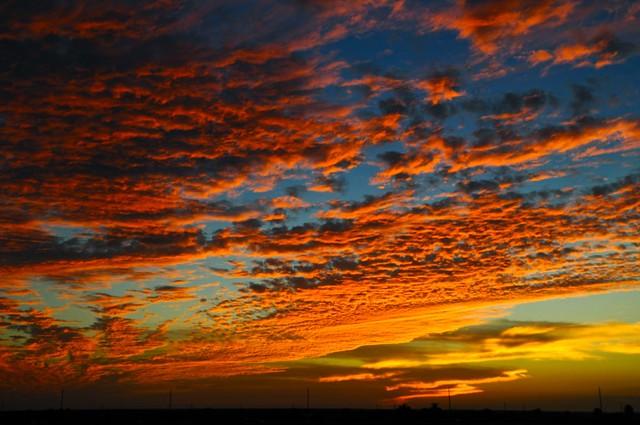Sunset 3  -  10.16.11
