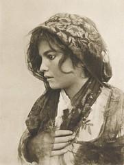 Angelina, 1899, by Wilhelm von Gloeden