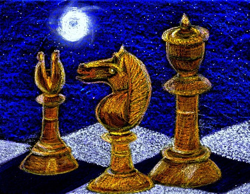 Cosmic Chess