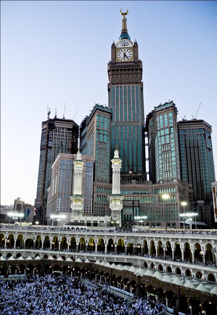 MECCA | Abraj Al-Bait Endowment | 601m | 1972ft | 95 fl | T/O - Page 513 - SkyscraperCity