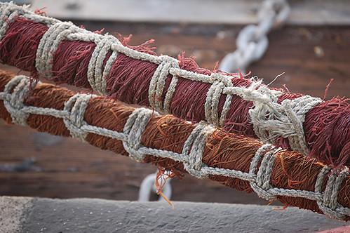 Shinkai Maru chafing gear