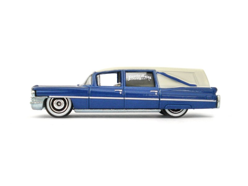 Matchbox - '63 Cadillac Hearse