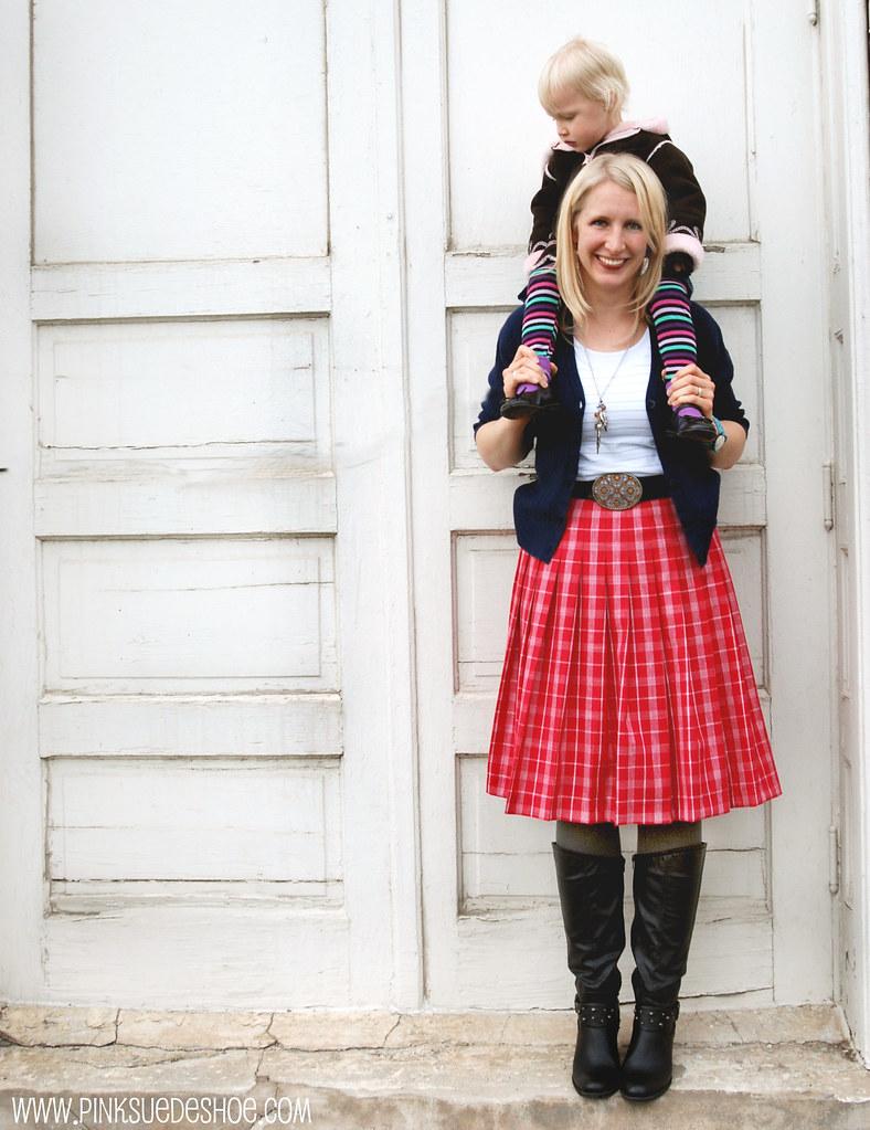 pink skirt 3