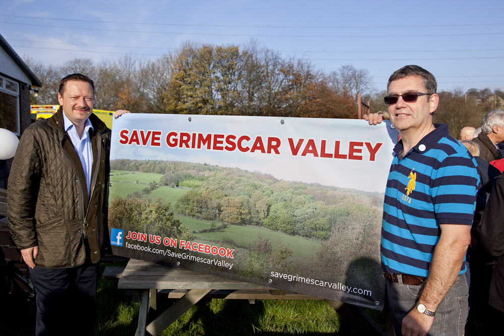 Save Grimescar Valley