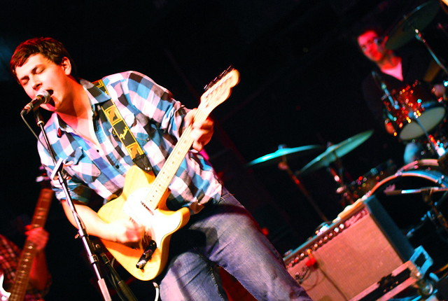 wylie hunter & the cazadores @ local 506