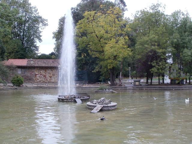 Parque Doña Casilda Bilbao