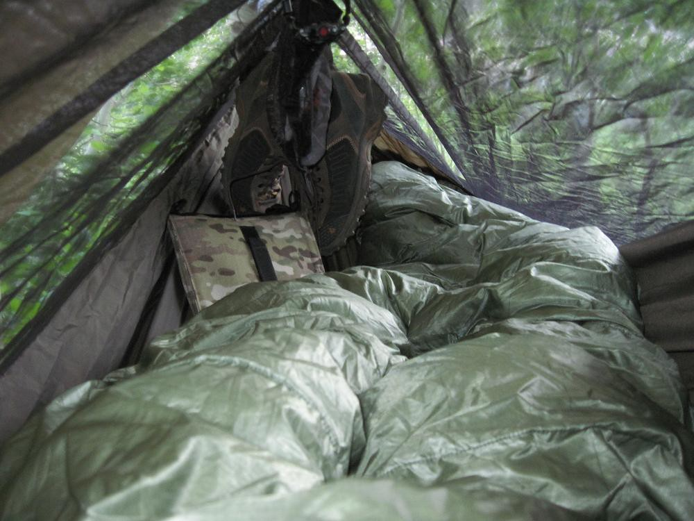 Best underquilt for the Hennessy hammock  Zombie Squad