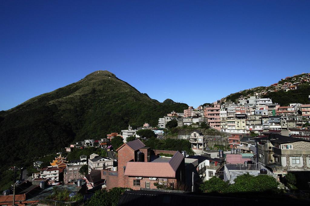 Mountain Town @ Jioufen, Taiwan