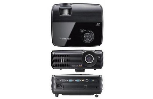 Viewsonic PJD5111: Proyector Movil Multimedia
