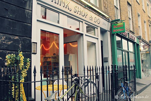 drink shop and do london