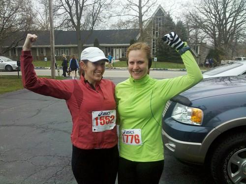 Running For Kicks 4 Mile Turkey Trot