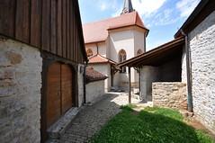 Tiefenstockheim, kostel