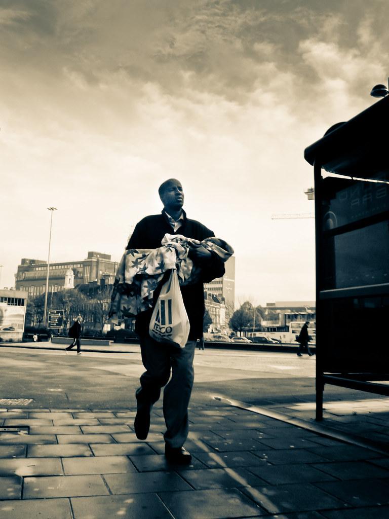He ain't heavy - Birmingham 2011