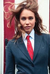 Ladies wearing Ties