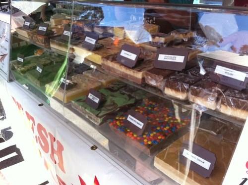Fudge galore at Subiaco Farmers Market