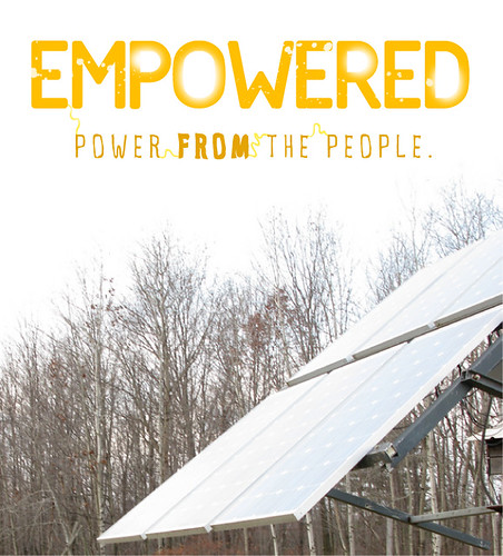 empowered - power FROM the people by Ari Moore CC Flickr