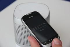 Transfert de musique NFC (c) Nokia