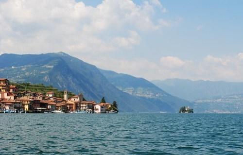Carzano, Lago d'Iseo